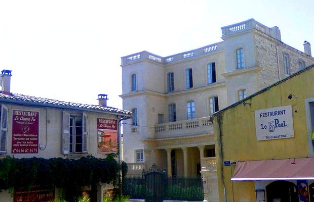 Le château Fadaise