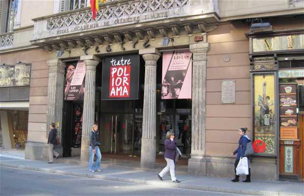 Il Teatro Poliorama a Barcellona