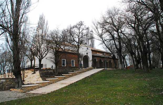 Ermita Nuestra Señora de Carejas