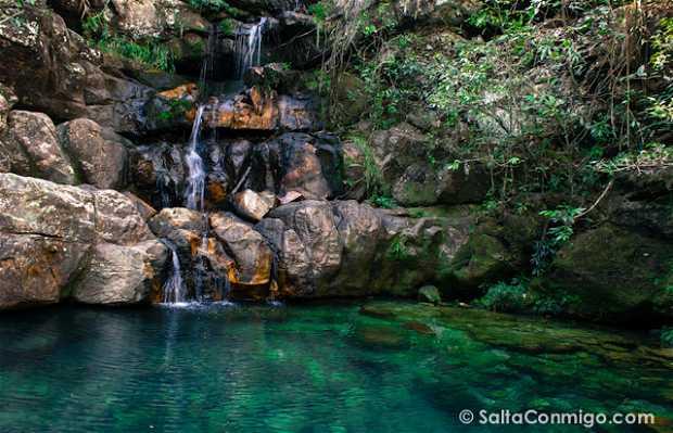 Cachoeiras Loquinhas