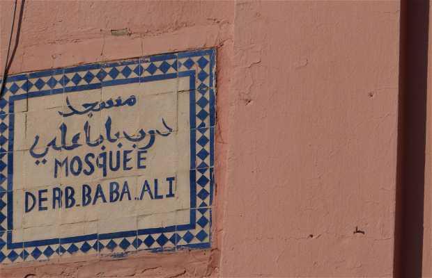 Mezquita Derb Baba Ali