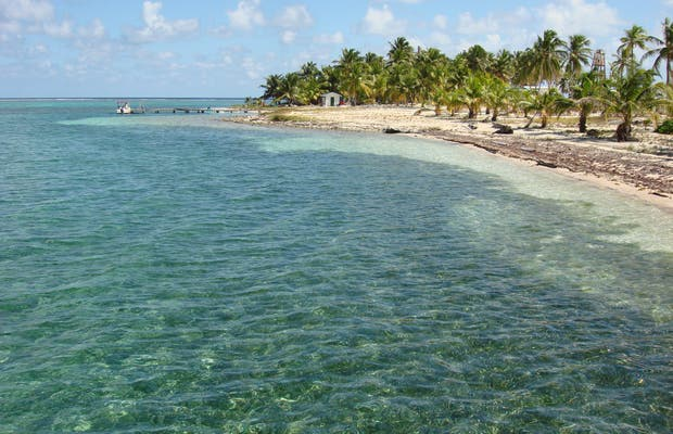 Isla de Half Moon Caye