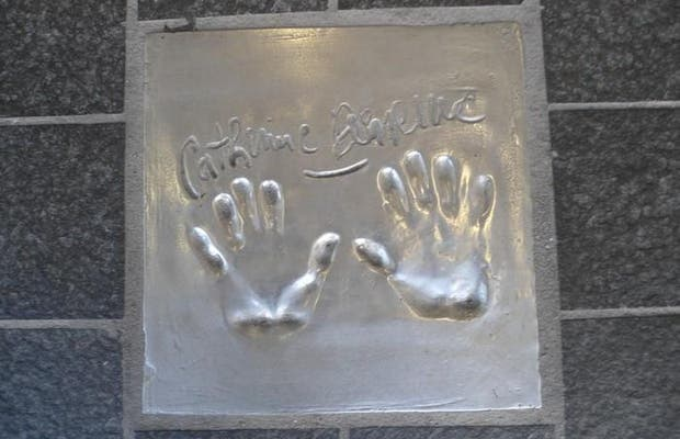 Cannes Walk of Fame