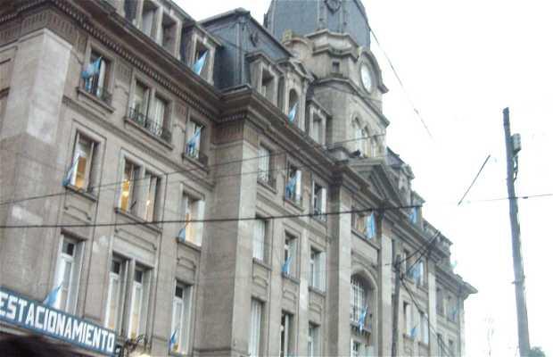 Estación Terminal Ferrocarril Belgrano