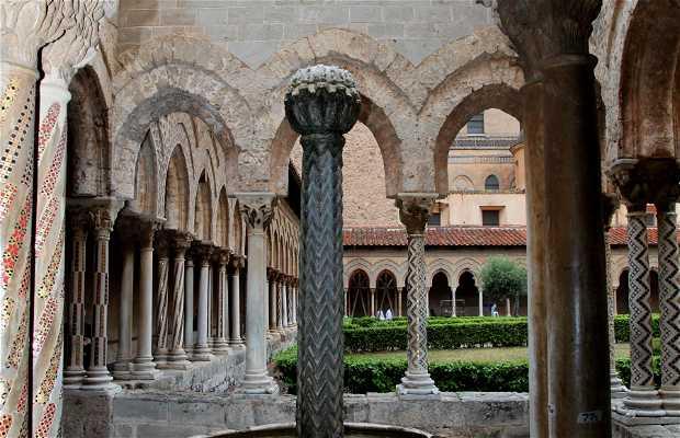 Fontaine du Cloître de Monreale