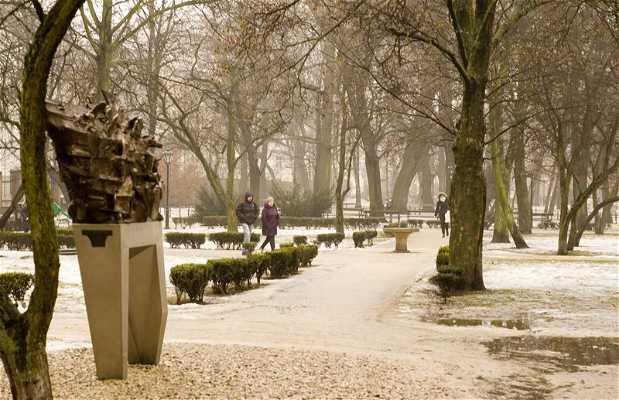Parque Strzelecki