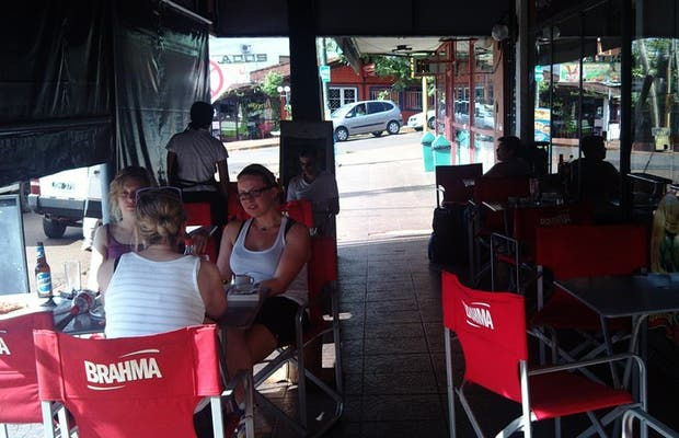 Bar de la calle Córdoba