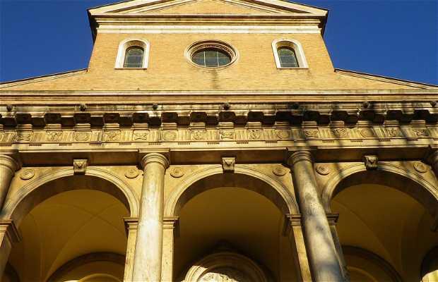 Basílica de Sant'Antonio al Laterano