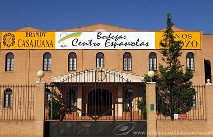 Center Spanish Wineries