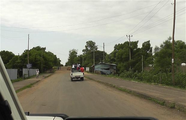 Transporte de Gambella a Abobo
