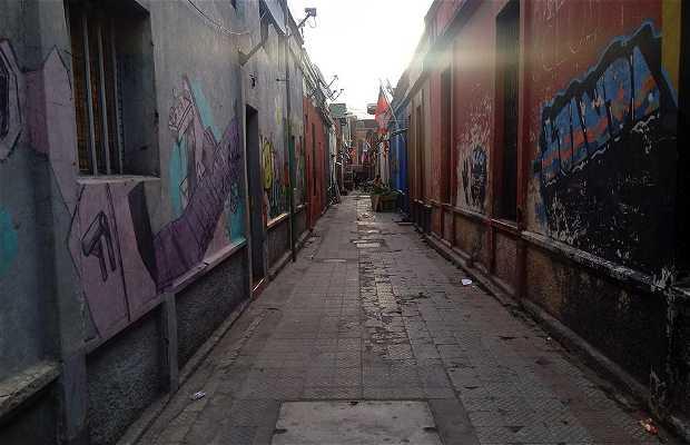 Cités de la calle Loreto