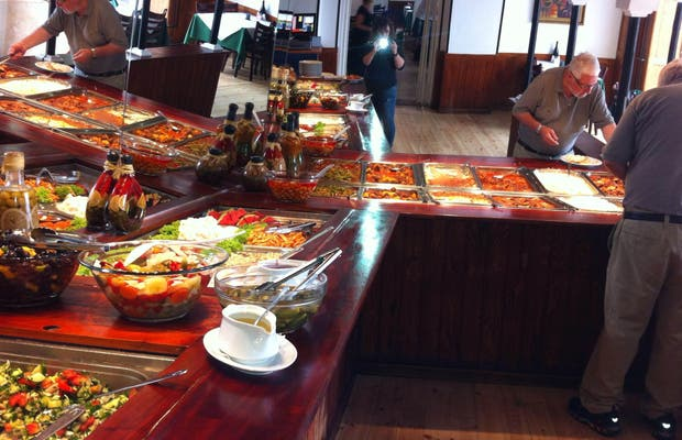 Sultan Palace buffet