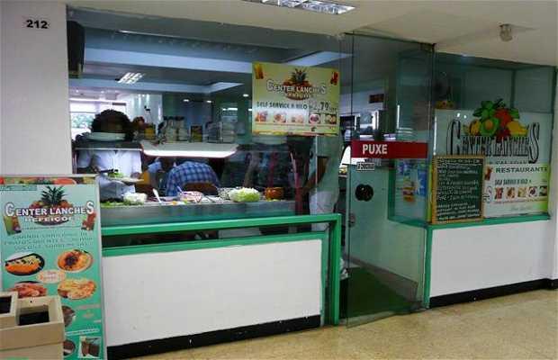 Center Cafetería