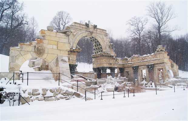 Ruinas Romanas de Schönbrunn