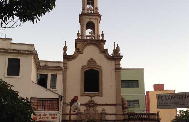 Capilla Santa Cruz Almas Dos Enforcados