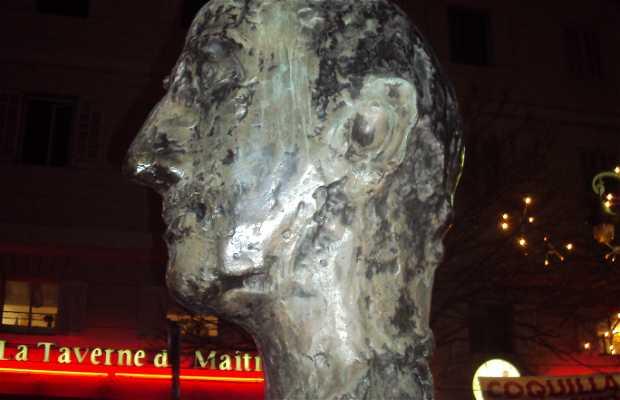 Estatua de Vincent Scotto