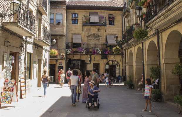 Ville de Laguardia