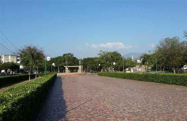 Monumento a la Confraternidad de Cúcuta