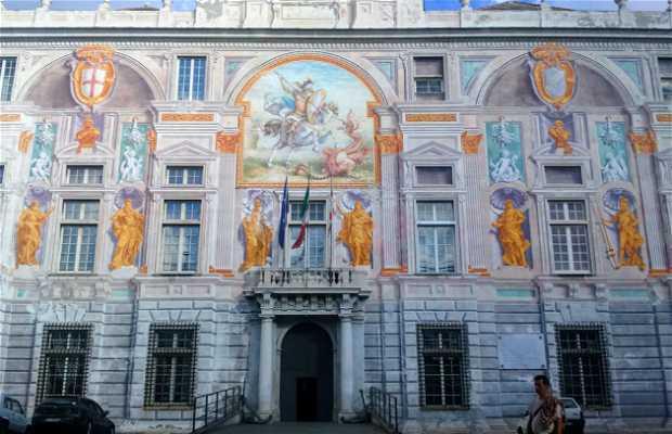 Il Palazzo San Giorgio
