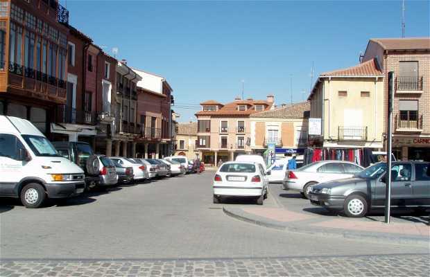 Villalón de Campos