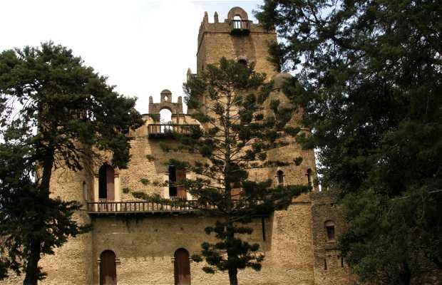 Los castillos de Gondar
