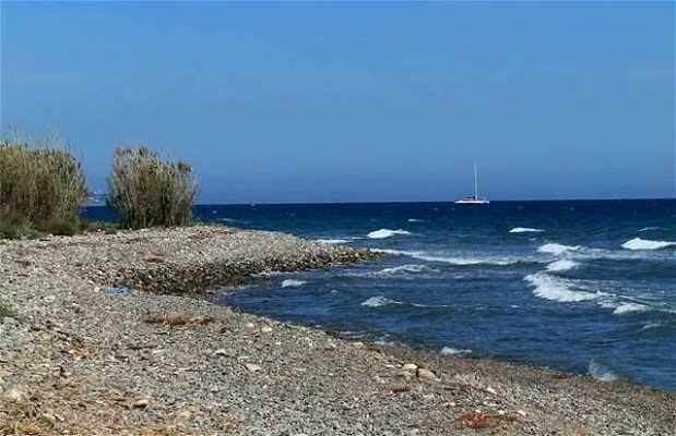 Playa de Montroig