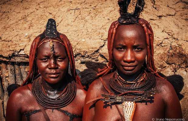 Aldeia Himba