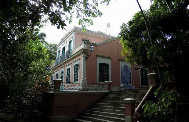 Casa-Museu Magdalena e Fundação Gilberto Freyre