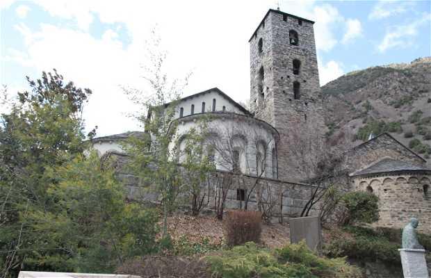 Iglesia de San Esteve