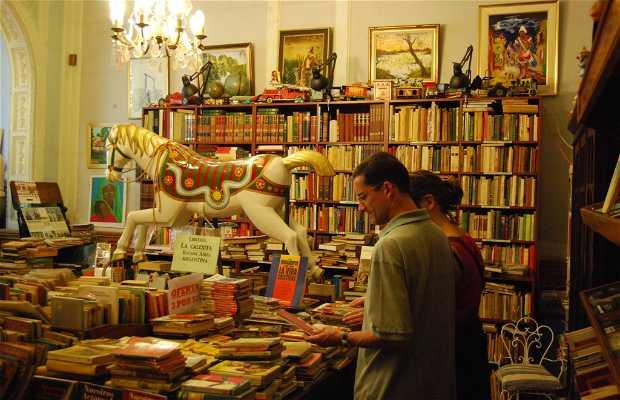 Librería La Calesita (barrio de Monserrat)