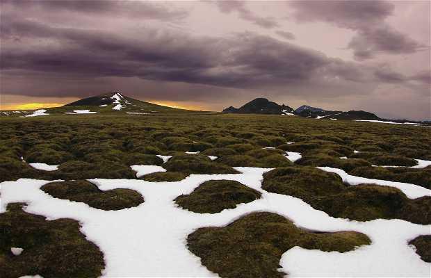 Cráter Leirhnjukur
