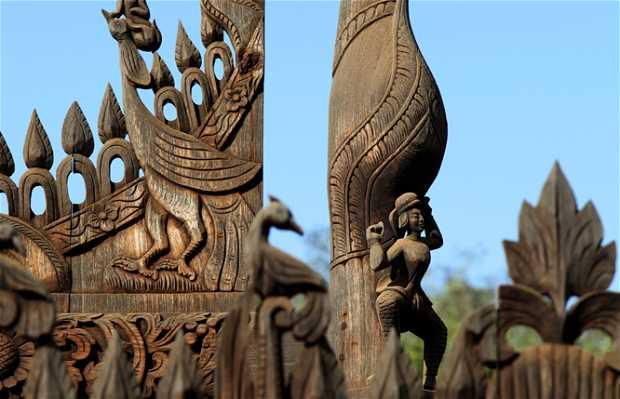 Monasterio de Nat Taung