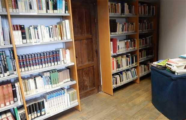 Biblioteca de Puebla de Sanabria