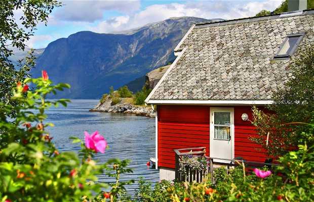 Fiorde Sognefjord - Sognefjord