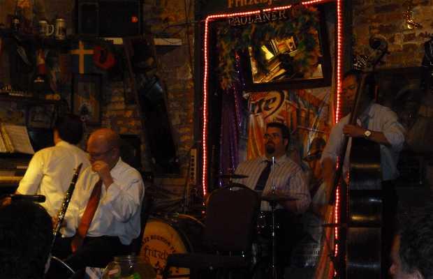 Fritzel's European Jazz Bar