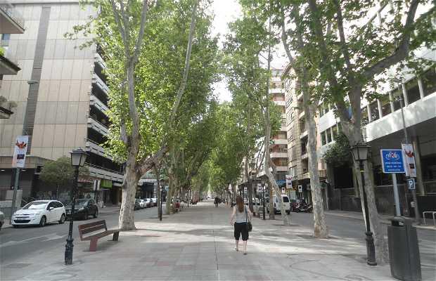 Gran Via Alfonso X El Sabio