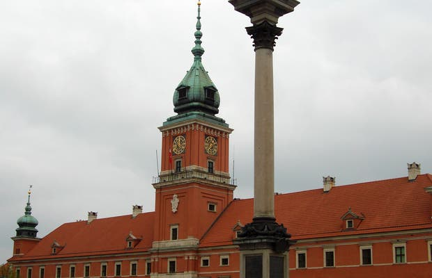 Castelo Real de Varsóvia