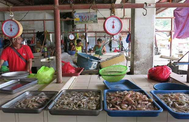 Mercado Público de El Nido