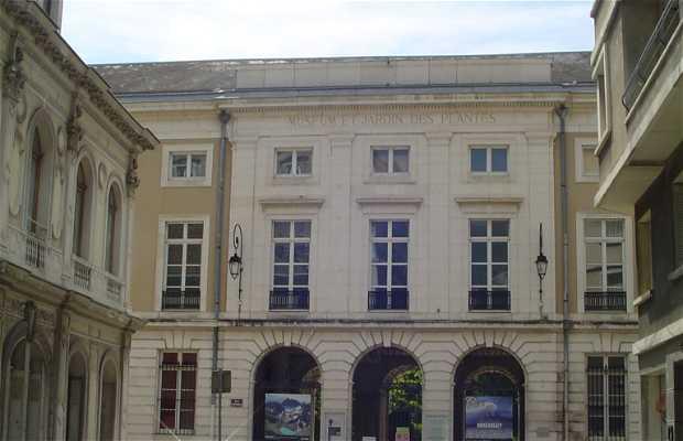 Museum d'histoires naturelles