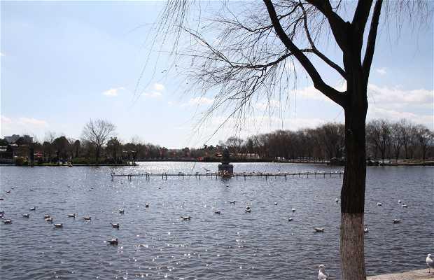 Daguan Lou Park