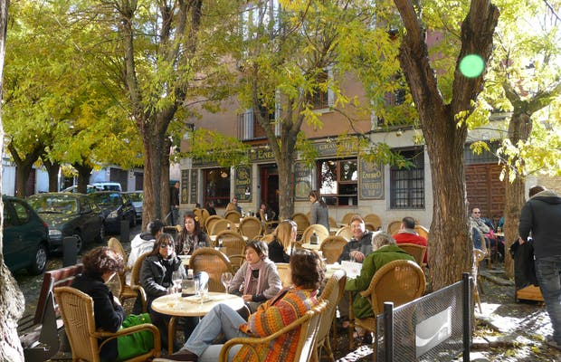 Bar Enebro Toledo