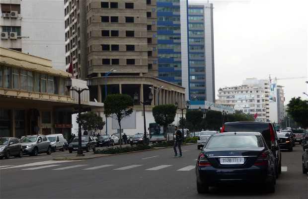 Avenue des Forces Armees Royales