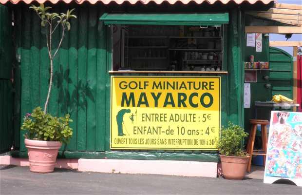 Golf Miniature-Snack Mayarco
