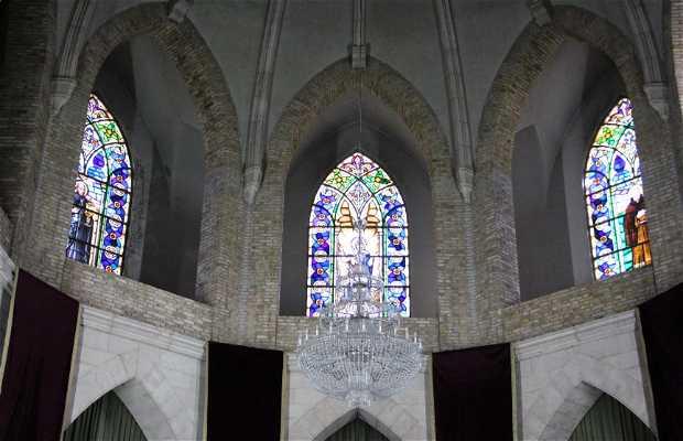 Colegiata de Santa María.