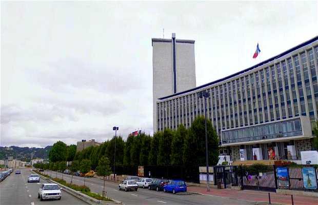 La Tour des Archives de Rouen