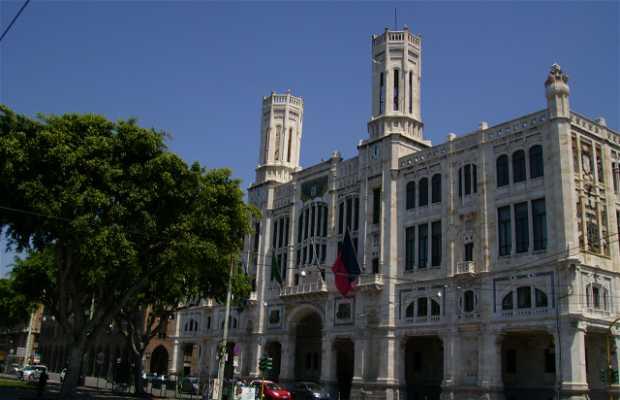 Mairie de Cagliari