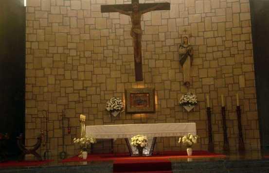 église Divine la Bergère