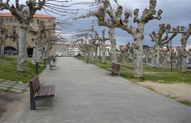 Parque das Triguerizas