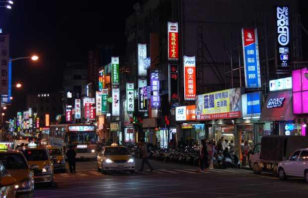 Centro de Taipei
