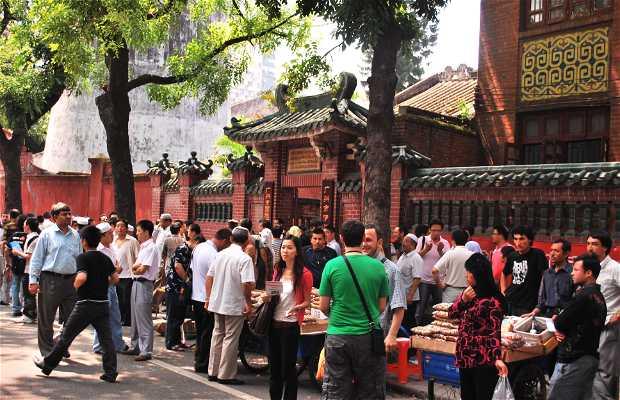 Barrio musulman de Guangzhou